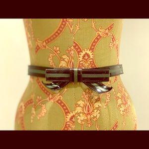 Accessories - Bow Belt